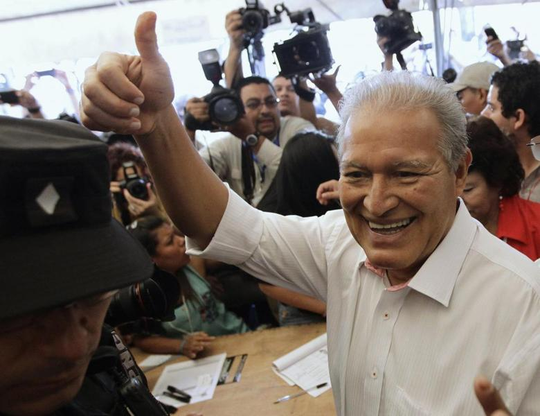 El Salvador election fight looms as ex-rebel claims...