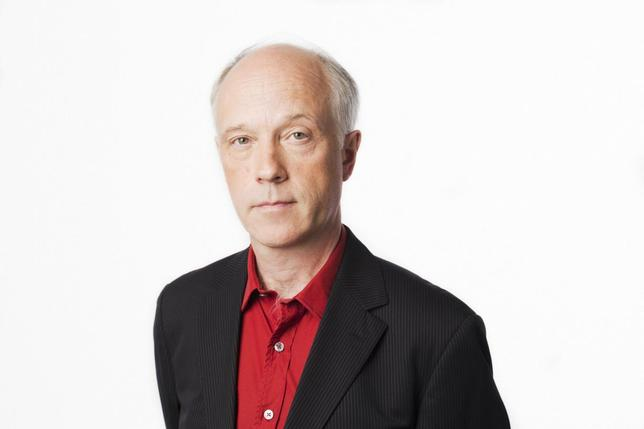 Swedish journalist Nils Horner is pictured in Stockholm, August 20, 2013. REUTERS/Mattias Ahlm/Sveriges Radio/TT Agency