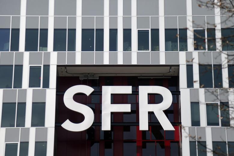 General view of French telecom operator SFR's headquarters in Saint-Denis, near Paris, March 7, 2014. REUTERS/Charles Platiau