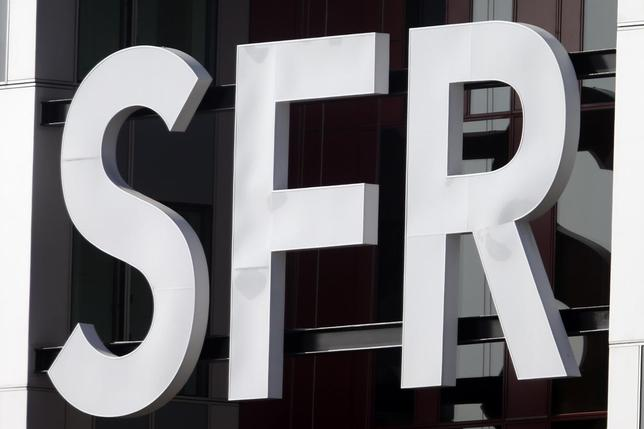 General view of French telecom operator SFR's headquarters in Saint-Denis, near Paris, March 7, 2014. REUTERS/Charles Platiau