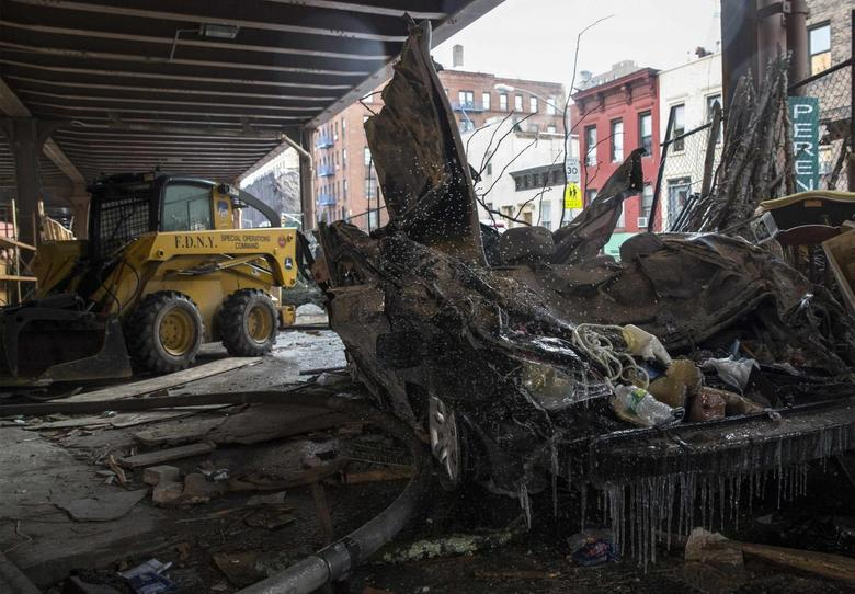 New York City gas explosion subject of federal probe