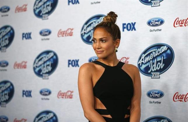 Singer and judge Jennifer Lopez is seen in this file photo taken in West Hollywood, California February 20, 2014. REUTERS/Mario Anzuoni/Files