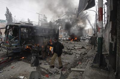 Nearly two dozen killed in attacks across Pakistan...