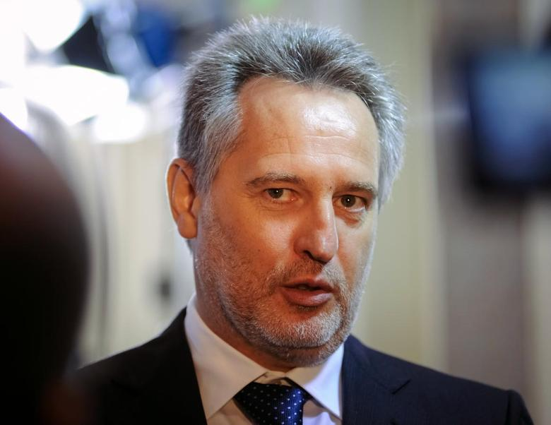 Dmytro Firtash, one of Ukraine's richest men, is seen in Kiev May 18, 2010. REUTERS/Maks Levin