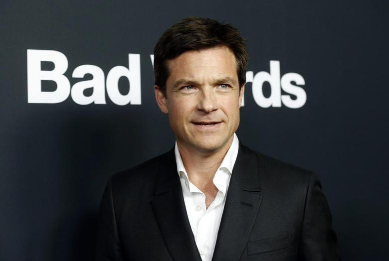 Director and cast member Jason Bateman poses at the premiere of ''Bad Words'' at the Arclight Cinerama Dome in Los Angeles, California March 5, 2014. REUTERS/Mario Anzuoni
