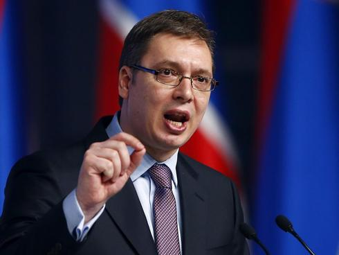 Serbia's centre-right to tighten grip on power, promising reform