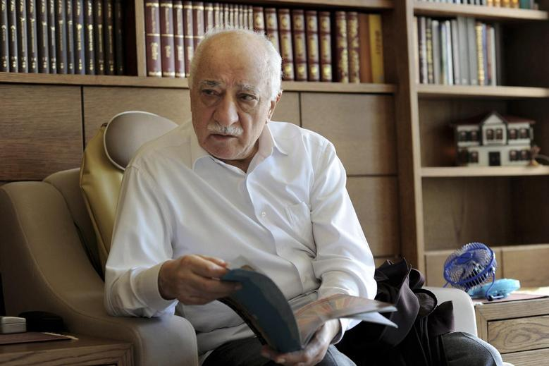 Islamic preacher Fethullah Gulen is pictured at his residence in Saylorsburg, Pennsylvania September 26, 2013. REUTERS/Selahattin Sevi/Zaman Daily via Cihan News Agency