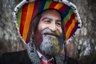 Dressed for Purim