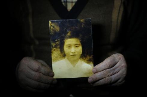 Mementos of Korea's divided families