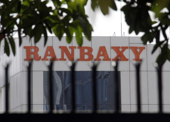 A Ranbaxy office building is pictured in the northern Indian city of Mohali in this May 14, 2013 file photo. REUTERS/Ajay Verma/Files