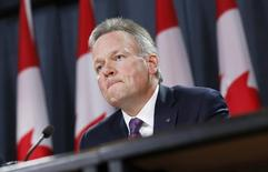 Bank of Canada Governor Stephen Poloz takes part in a news conference upon the release of the Monetary Policy Report in Ottawa October 23, 2013. REUTERS/Chris Wattie