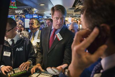 Wall Street ends lower as biotechs fall; indexes up...