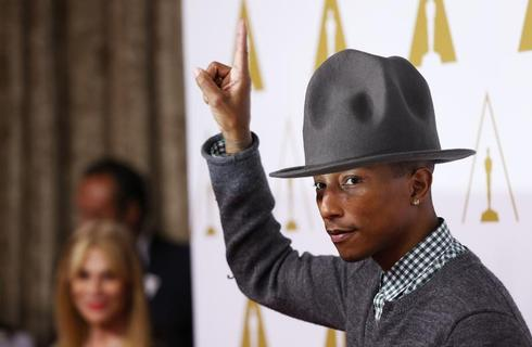 Pharrell's hats
