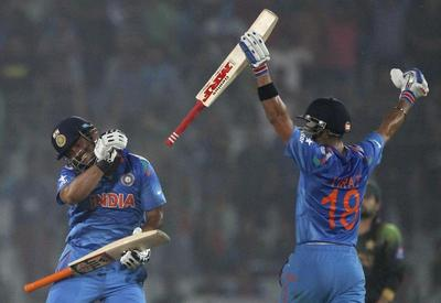 World Twenty20: India vs Pakistan
