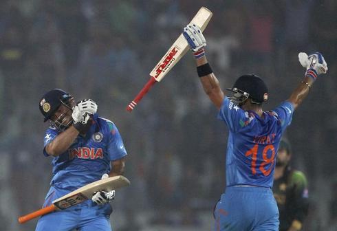 World Twenty20: India vs Pakistan