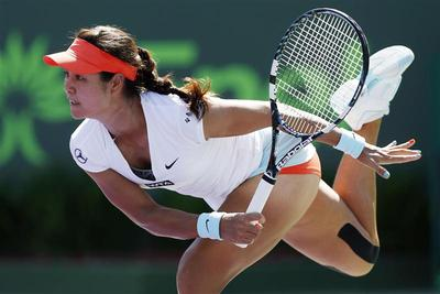 Li finds Keys to victory, reaches Miami fourth round
