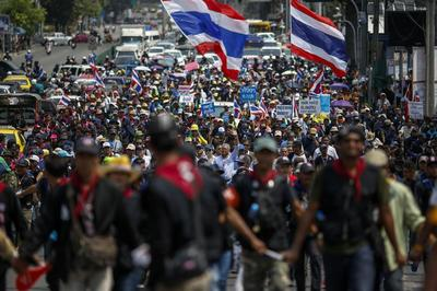 Thai protesters hope vote for Senate will tee up PM's...