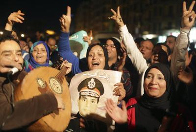 Egypt's Sisi to run for president, vows to tackle...