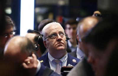 Wall Street slips as banks, techs drag; S&P flat for...