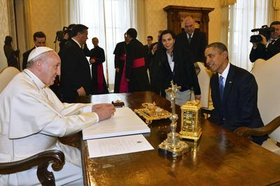 Obama hears Vatican's concerns over health care,...