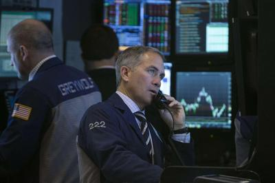 U.S. stocks end off highs, Dow up for week; gold at...