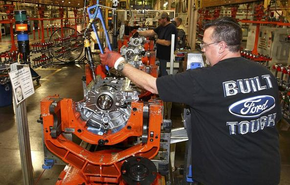 Ford Investing 500 Million To Make New Engine At Ohio