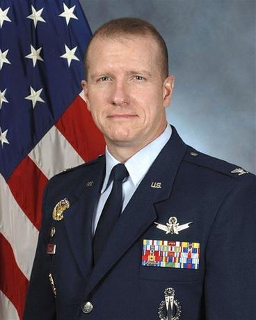 Colonel Robert W. Stanley II, Commander, 341st Missile Wing, Malmstrom Air Force Base, Montana is pictured in this undated handout photo courtesy of the U.S. Air Force. Stanley, the head of the nuclear missile wing at Malmstrom Air Force Base in Montana resigned on March 27, 2014, and nine commanders were removed from their jobs for command failure over a classroom test cheating scandal that involved 91 missile launch officers, the Air Force said. REUTERS/U.S. Air Force/Handout via Reuters