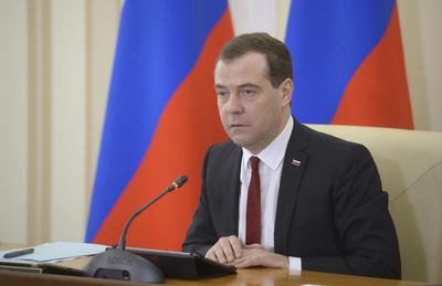 Russian prime minister angers Ukraine by visiting...