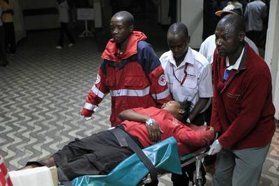 Six killed in blast in Kenyan capital: emergency...