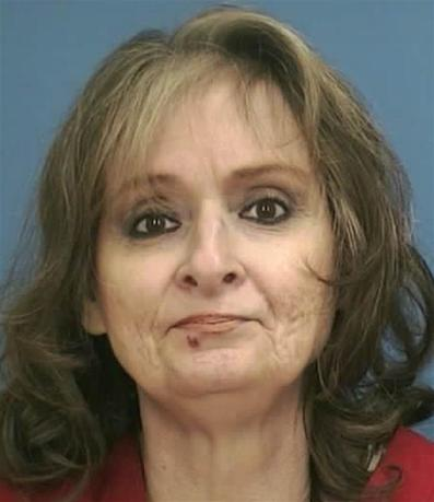 Death row inmate Michelle Byrom, 57, is seen in a Mississippi Department of Corrections photo taken January 11, 2011. REUTERS/Mississippi Department of Corrections