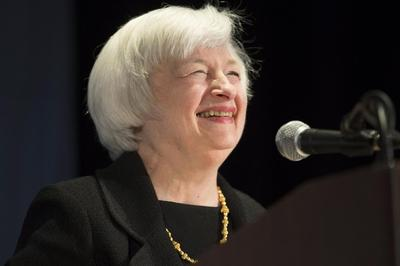 Yellen takes case for Fed's easy money policies to the...
