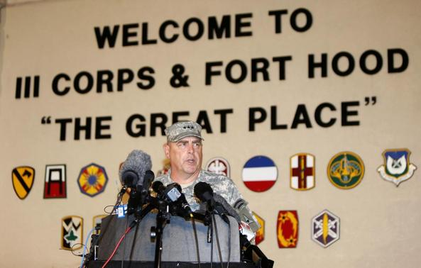 Pharmaceuticals Involved??? Soldier kills three, injures 16, shoots himself at Texas army base
