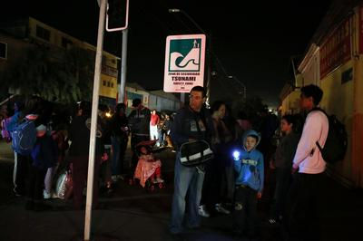 Chile hit by powerful quake aftershock, no major...