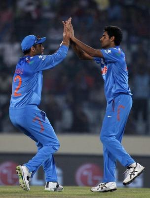Twenty20: India vs S. Africa