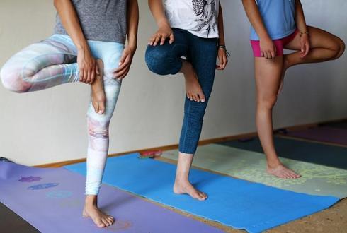 School, surf and yoga