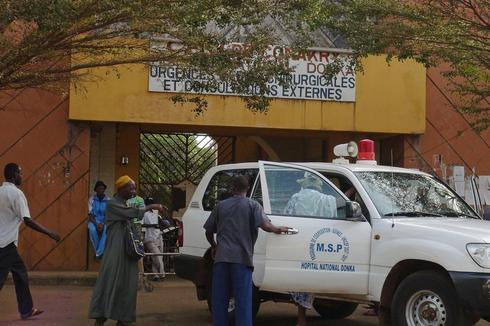Mali suspects first Ebola cases as regional death toll tops 90
