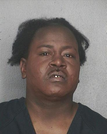Maurice Young, also known as rapper Trick Daddy, is shown in this Broward Sheriff's Office photo released on April 4, 2014. REUTERS/Broward Sheriff's Office/Handout via Reuters