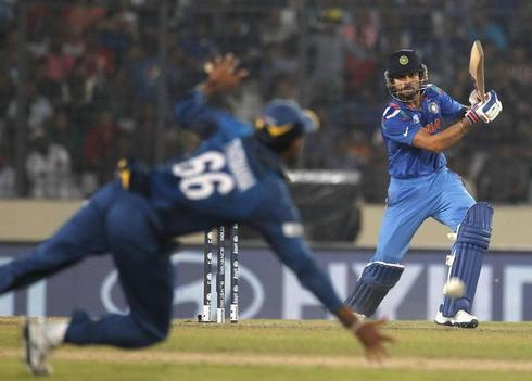 World T20 Final: India vs S. Lanka