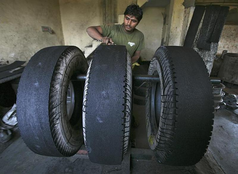 Tyre Makers Shine As Car Owners Replace Bald Rubber
