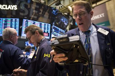 Wall Street ends lower; S&P 500 in biggest three-day...
