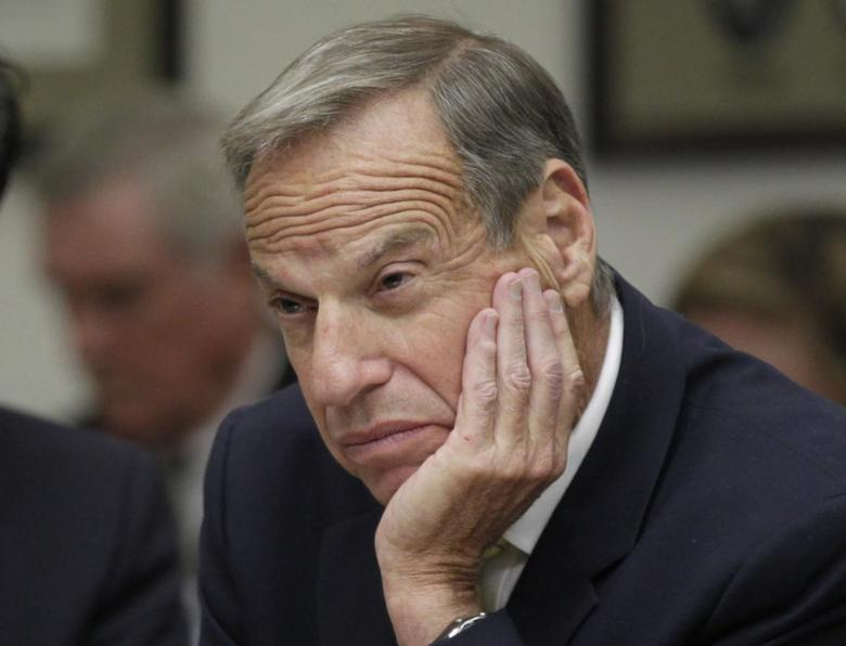 Former San Diego Mayor Bob Filner is pictured during his sentencing hearing in San Diego, California, December 9, 2013. REUTERS/John Gastaldo