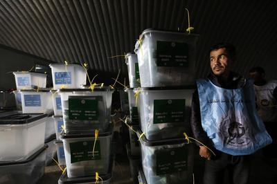 Smooth Afghan election raises questions about Taliban'...