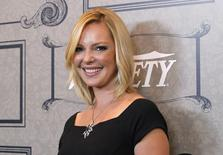 Actress Katherine Heigl poses at Variety's 4th Annual Power of Women event in Beverly Hills, California October 5, 2012. REUTERS/Mario Anzuoni