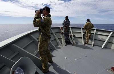 New 'pings' stoke optimism for Malaysia plane hunt
