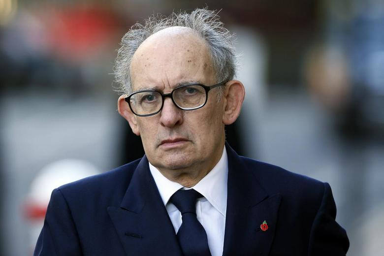 Stuart Kuttner, the former managing editor of the News of the World arrives at the Old Bailey courthouse in London October 29, 2013. REUTERS/Stefan Wermuth