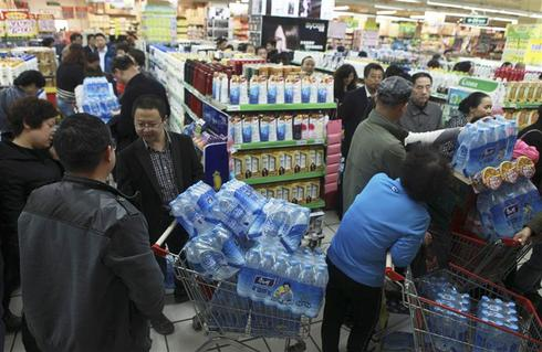 China's tap water cleared of benzene in some areas: Xinhua