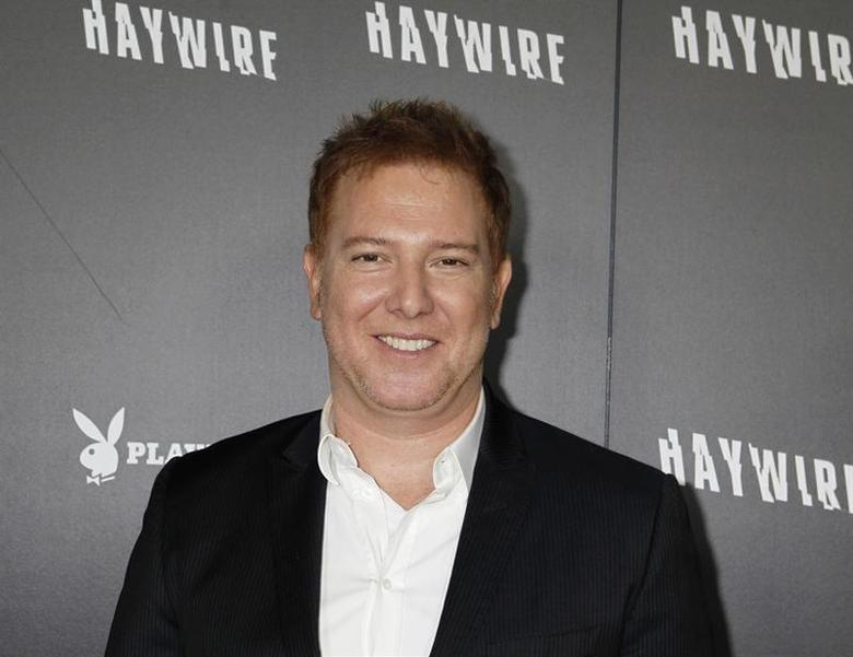 Relativity Media CEO Ryan Kavanaugh poses at the premiere of director Steven Soderbergh's new film ''Haywire'' in Hollywood, California January 5, 2012. REUTERS/Fred Prouser