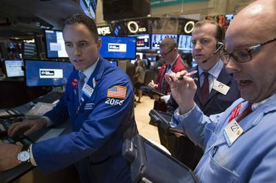 Wall Street gains on Yellen comments and Yahoo; BofA...