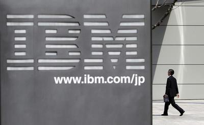 IBM's quarterly revenue sinks to 5-year low as hardwar...
