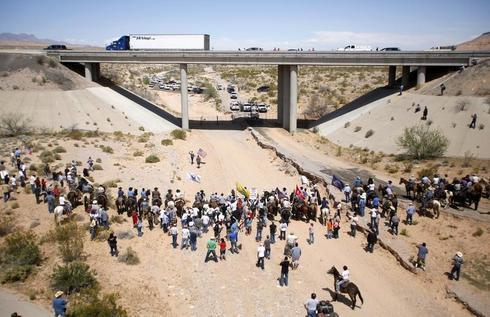 Showdown in Nevada